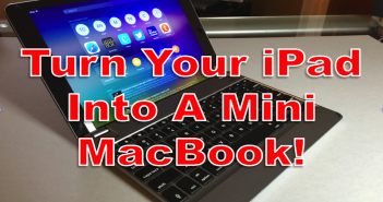 iPad Keyboard Case Review